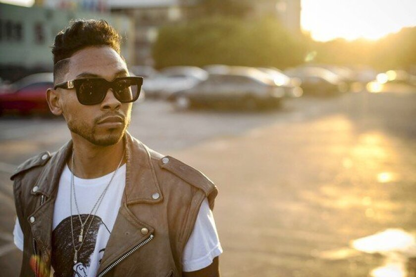 Miguel helps lead the charge for an edgier kind of R&B; artist