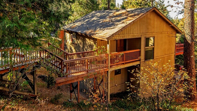 Cabin edition   What $250,000 buys right now in three San Bernardino County communities