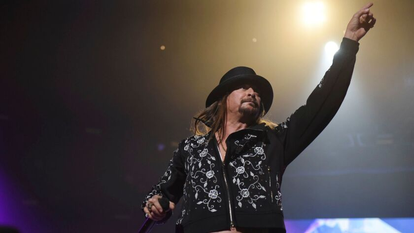 A Kid Rock Senate candidacy in Michigan could have been the ultimate test of the new political normal in the age of President Trump.