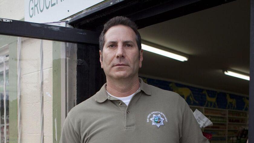 Former San Diego sheriff's captain Marco Garmo
