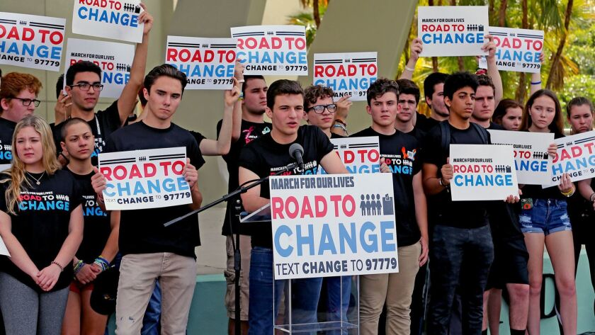 March For Our Lives: Road to Change