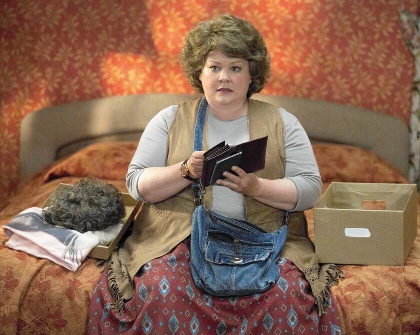 "Melissa McCarthy in ""Spy."""