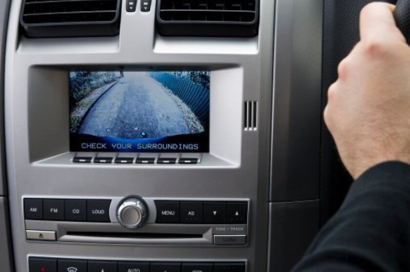 San Diego Backover Accident Lawyer Discusses Preventions In Car Accidents, Rear Cameras