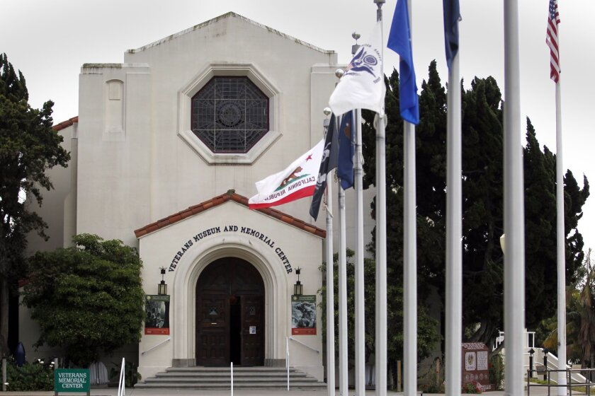 The traveling freedom bell has found a permanent home: the Veterans Museum in Balboa Park.