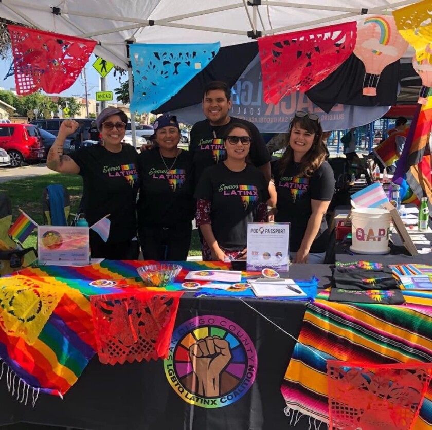 The Latinx Coalition has provided a welcoming space for the LGBTQ+ community.