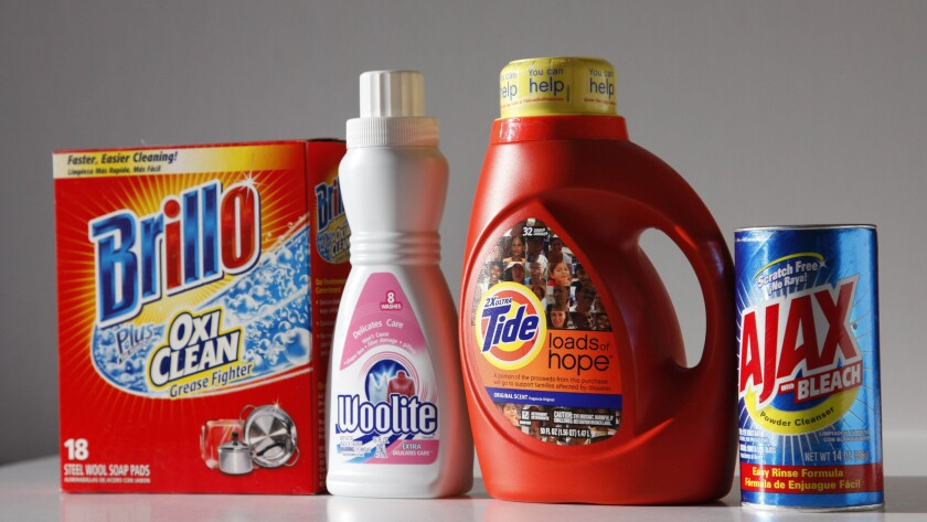 A bill Congress is expected to pass this week requires the EPA to review the safety of all chemicals in products on the market and to make the results public.