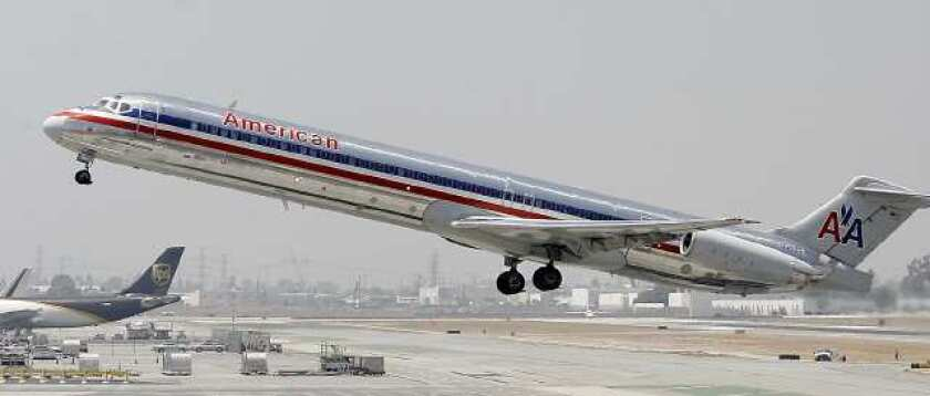 With American Airlines gone, airport sees continued revenue drop