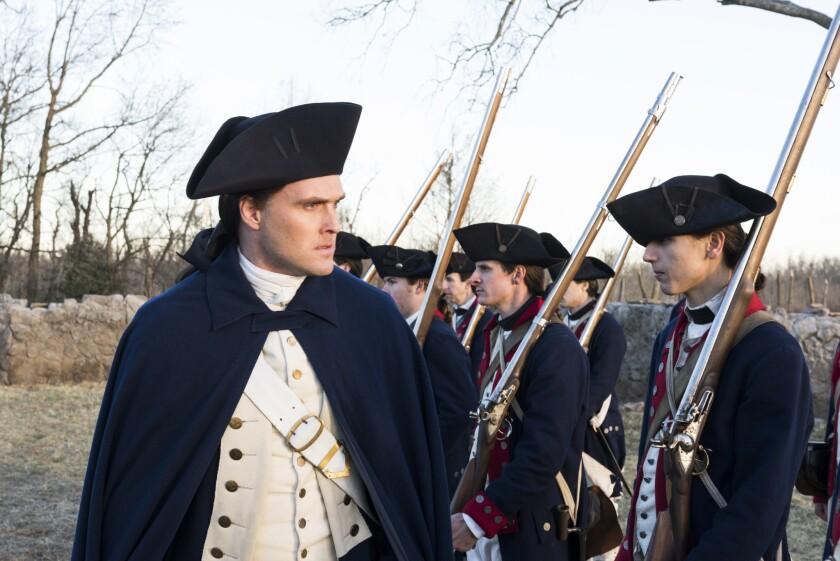 """TURN: Washington's Spies"" Episode 309"