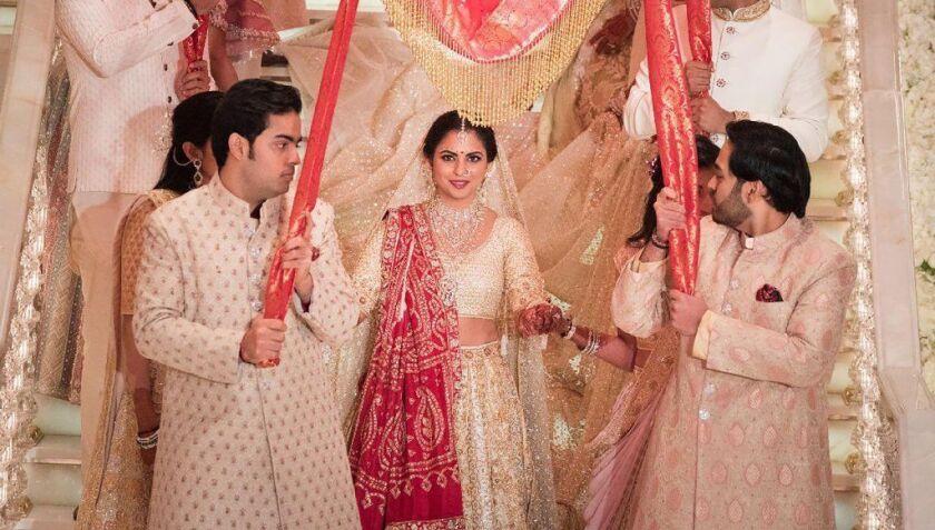Indias Richest Man Throws The Wedding To End All Weddings