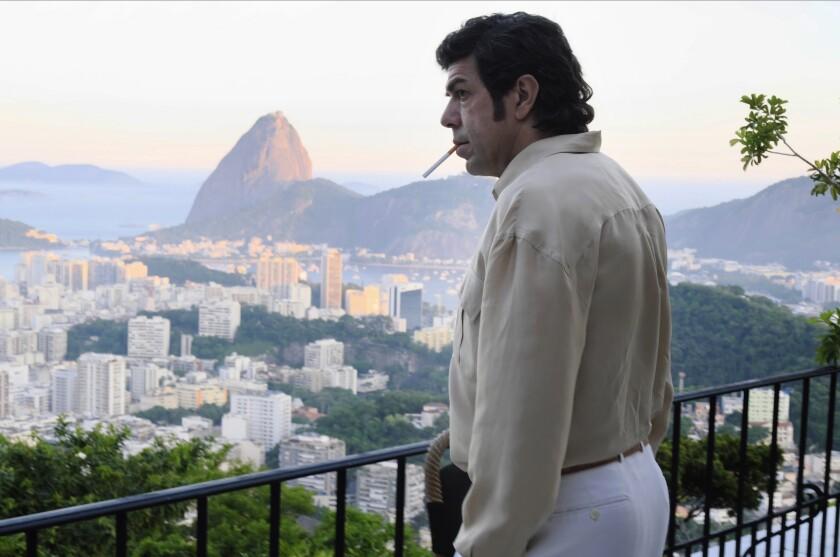 """Pierfrancesco Favino in """"The Traitor."""""""