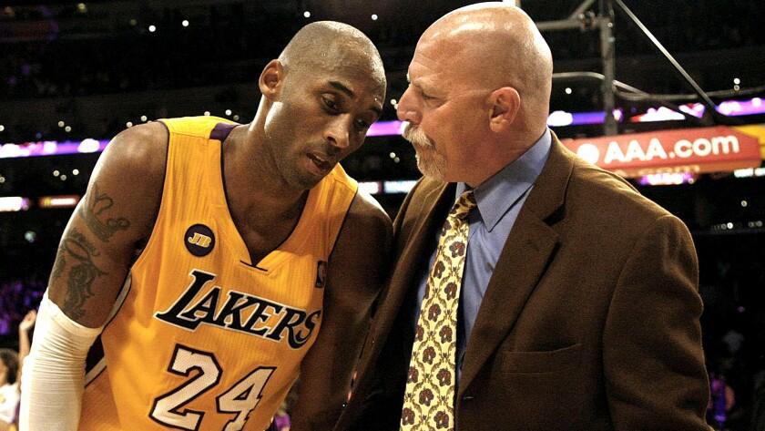 Kobe Bryant, Gary Vitti
