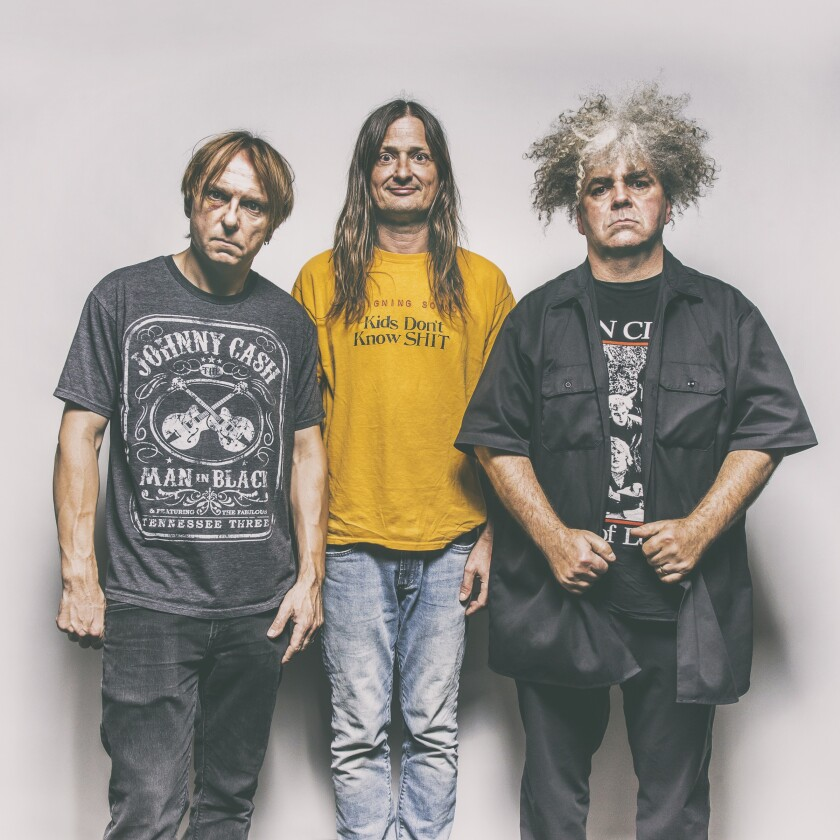 A photo of Melvins