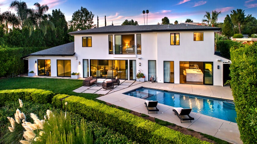 NBA superstar Russell Westbrook has sold his home in the Beverly Hills Post Office area for $4.375 million.