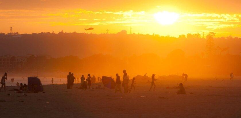 Coronado ranks No. 1 on Dr. Beach's list of best beaches in the U.S.