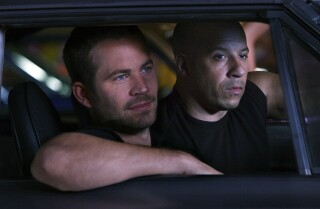 Vin Diesel honors Paul Walker with his baby girl's name