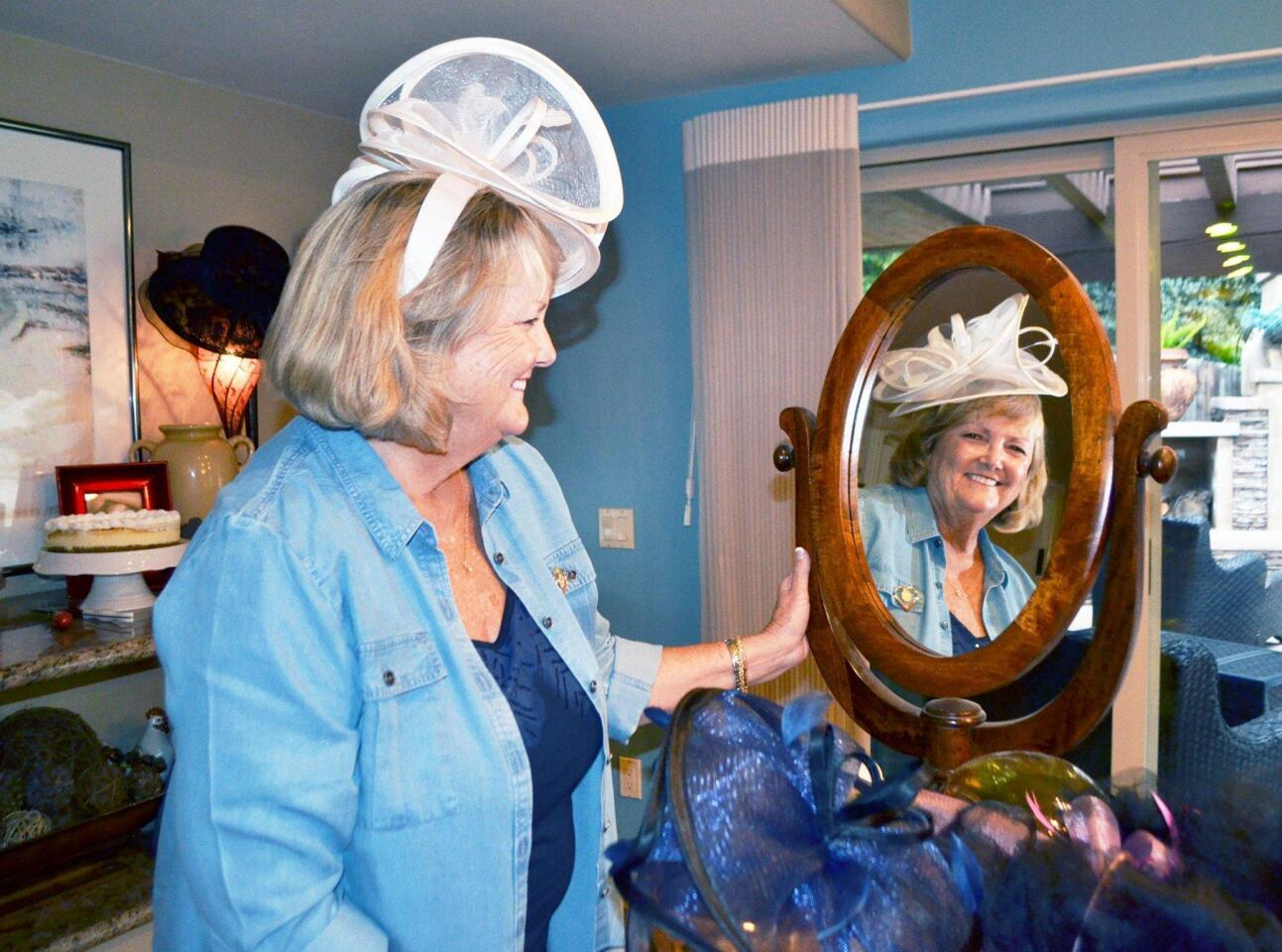 Soroptimists' Hat Party - 3/7/2019