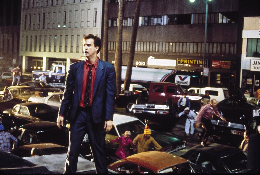 """""""Anthony Edwards in """"Miracle Mile."""""""