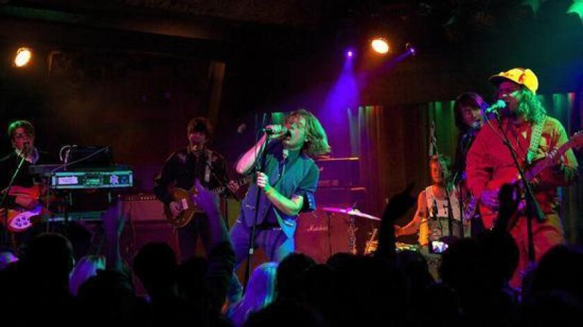 Ty Segall is one of the most prolific musicians working. At his concerts, expect beer to be thrown, stage divers to dive and a great time. (Scott McDonald)