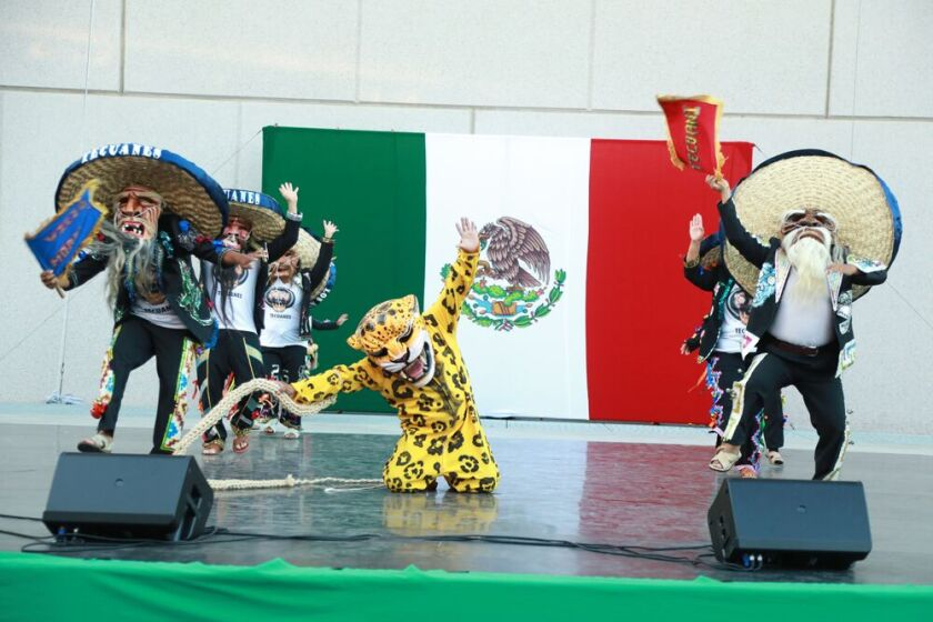 El Grito' Mexican Independence Day celebration kicks off