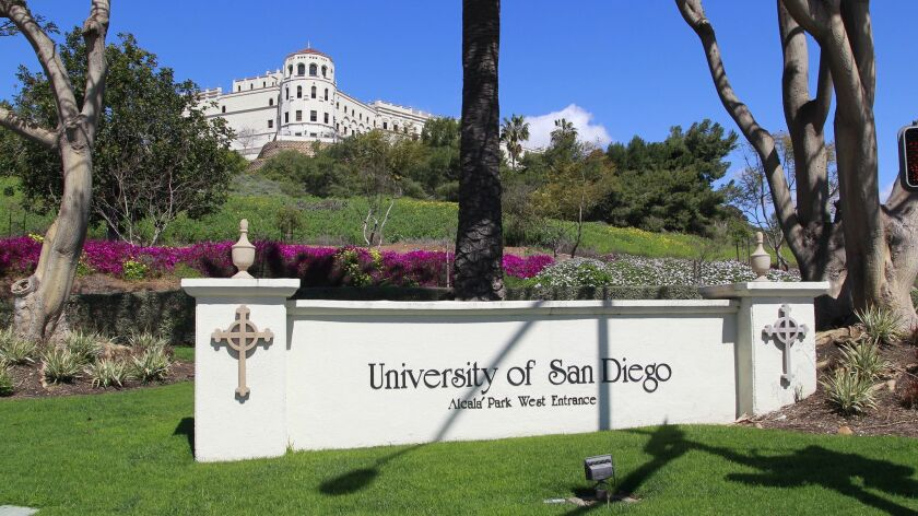 University of San Diego has hosted educational programs for those 55 and older for the past 40 years.
