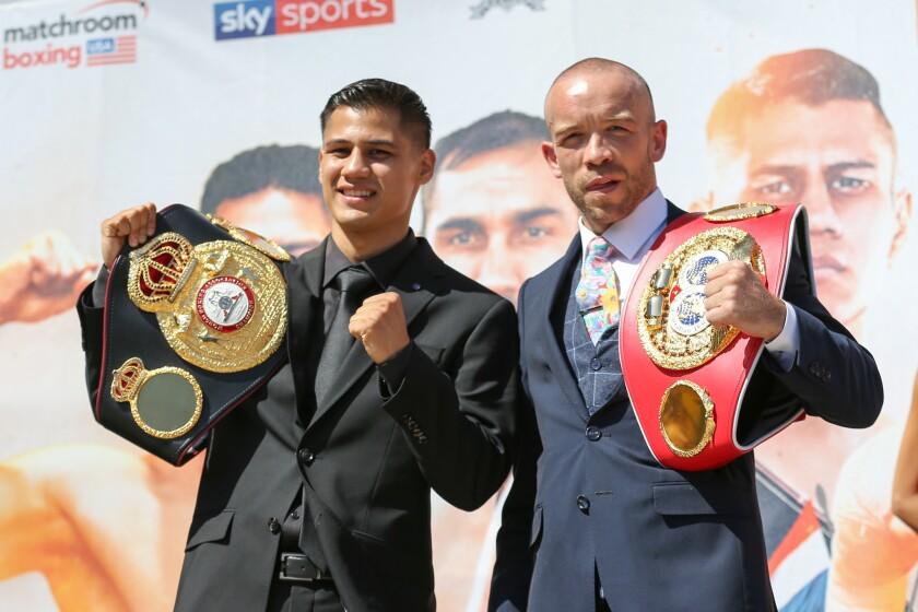 Boxing: Srisaket Sor Rungvisai vs Juan Francisco Estrada Final Press Conference