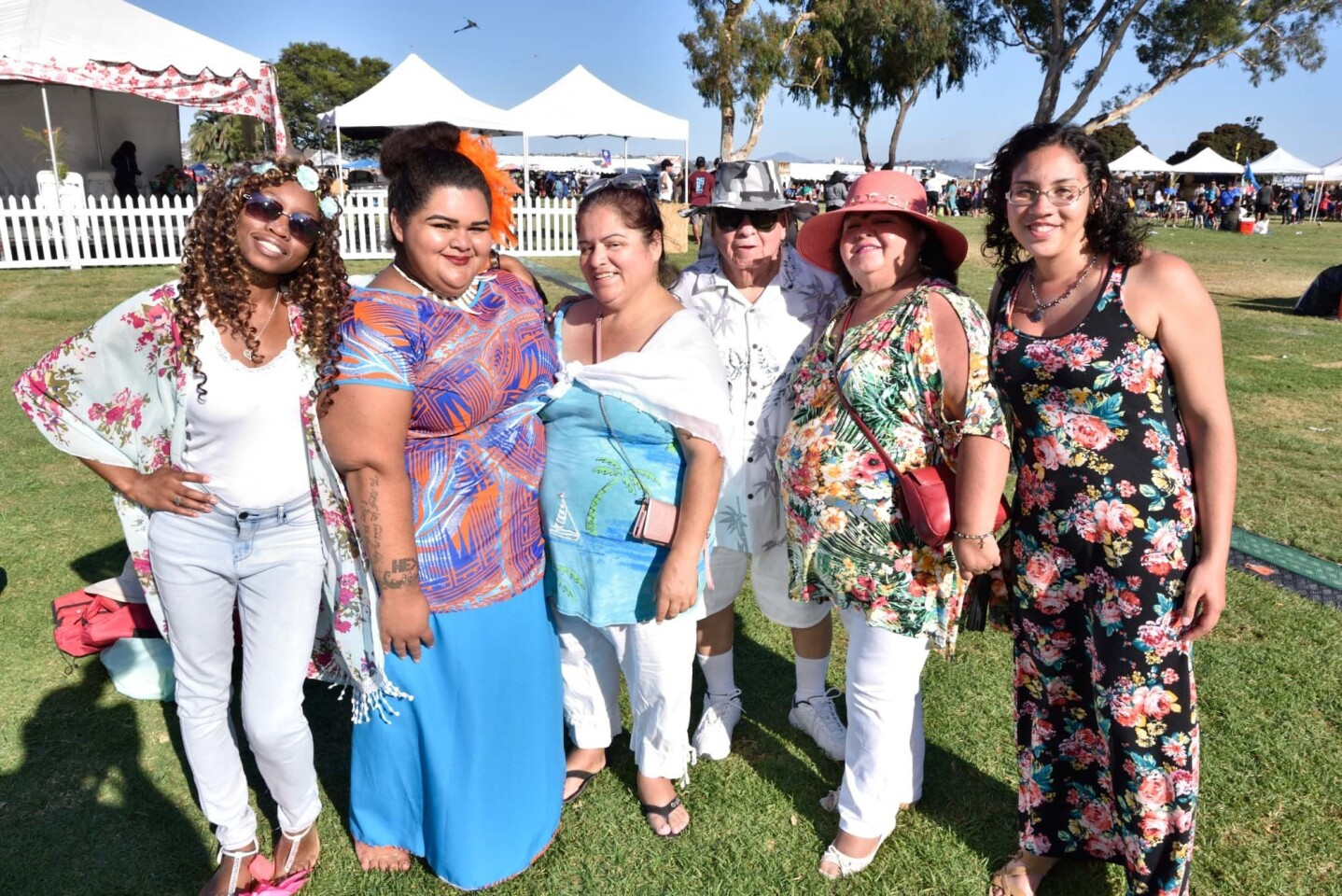 It was a celebration of the island lifestyle and culture during the annual Pacific Islander Festival in Mission Beach on Saturday, Sept. 23, 2017. (Jesse Arroyo)
