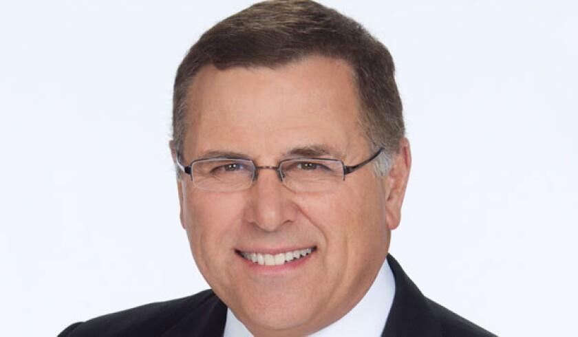 KTTV Fox 11 anchor Carlos Amezcua