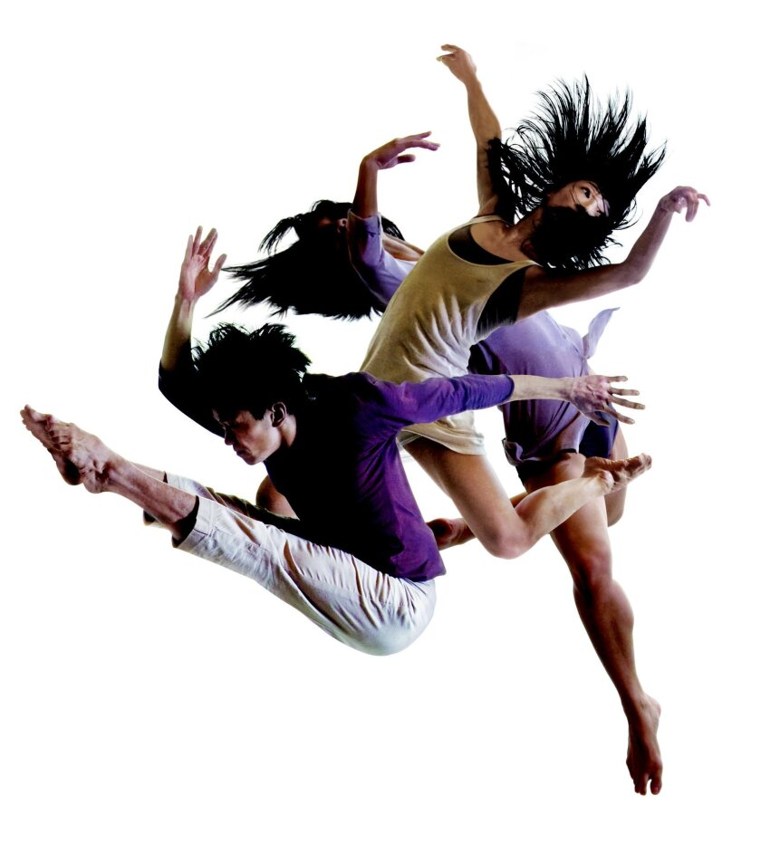 Exuberance + discipline:  The young dancers of Taiwan's  Cloud Gate 2 make their San Diego  debut at UCSD Feb. 22.  COURTESY