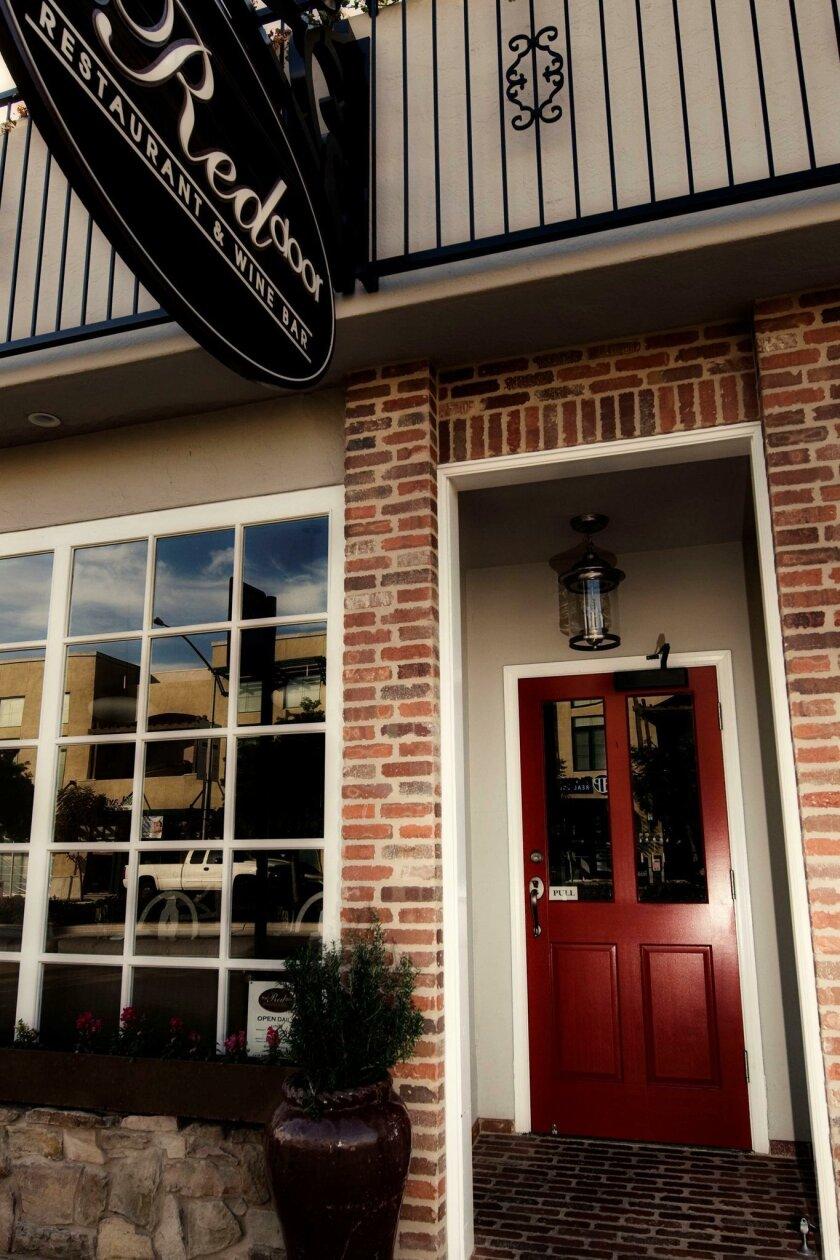 The Red Door Restaurant & Wine Bar in Mission Hills