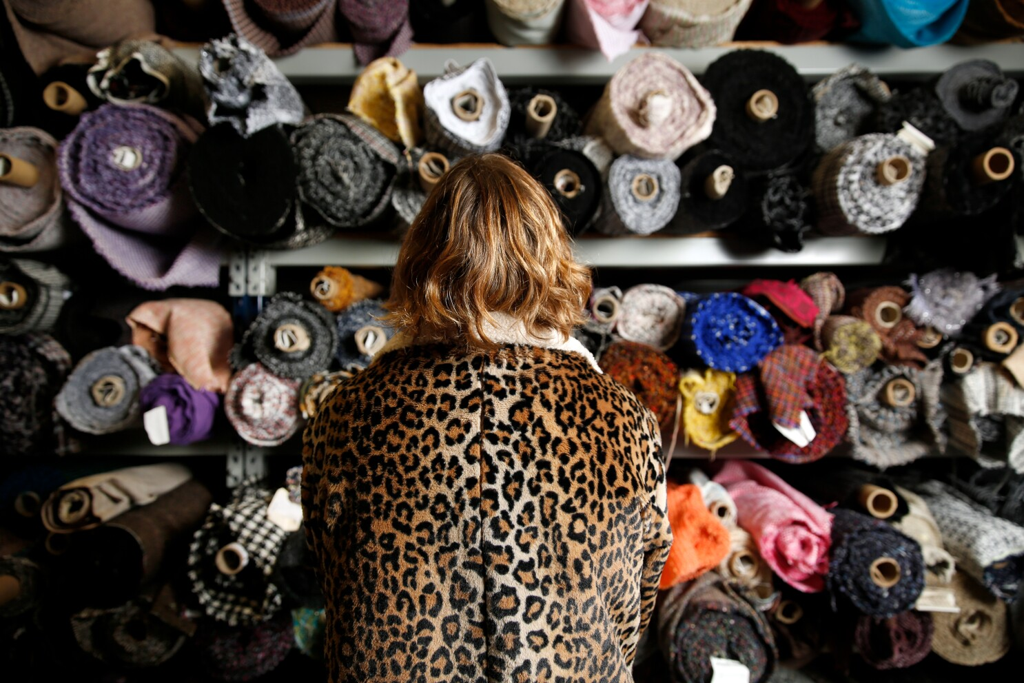 Home Sewn Clothes Are Making A Comeback But Is It Too Late For Dying Fabric Stores The San Diego Union Tribune