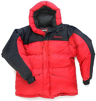 Marmot 8000M jacket