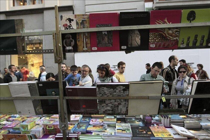 La Feria Internacional del Libro de Miami celebra su trigésima edición este año.  EFE/Archivo