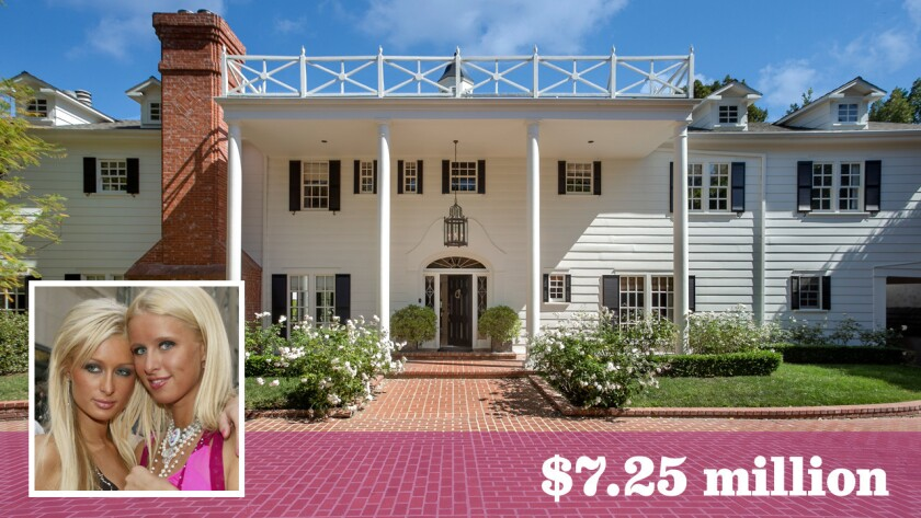 Hot Property | Paris & Nicky Hilton's Childhood Home
