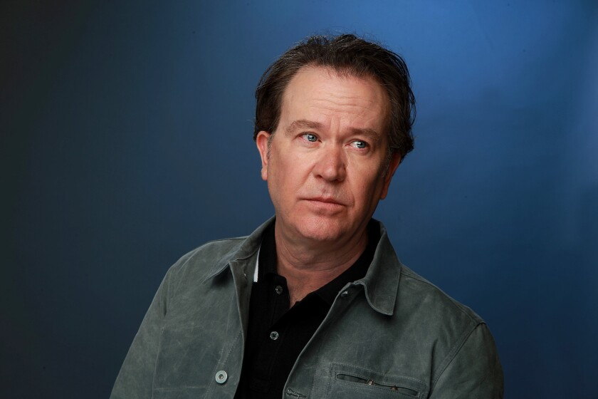 """Timothy Hutton recently stared in """"The Haunting of Hill House,"""" a supernatural horror web television"""