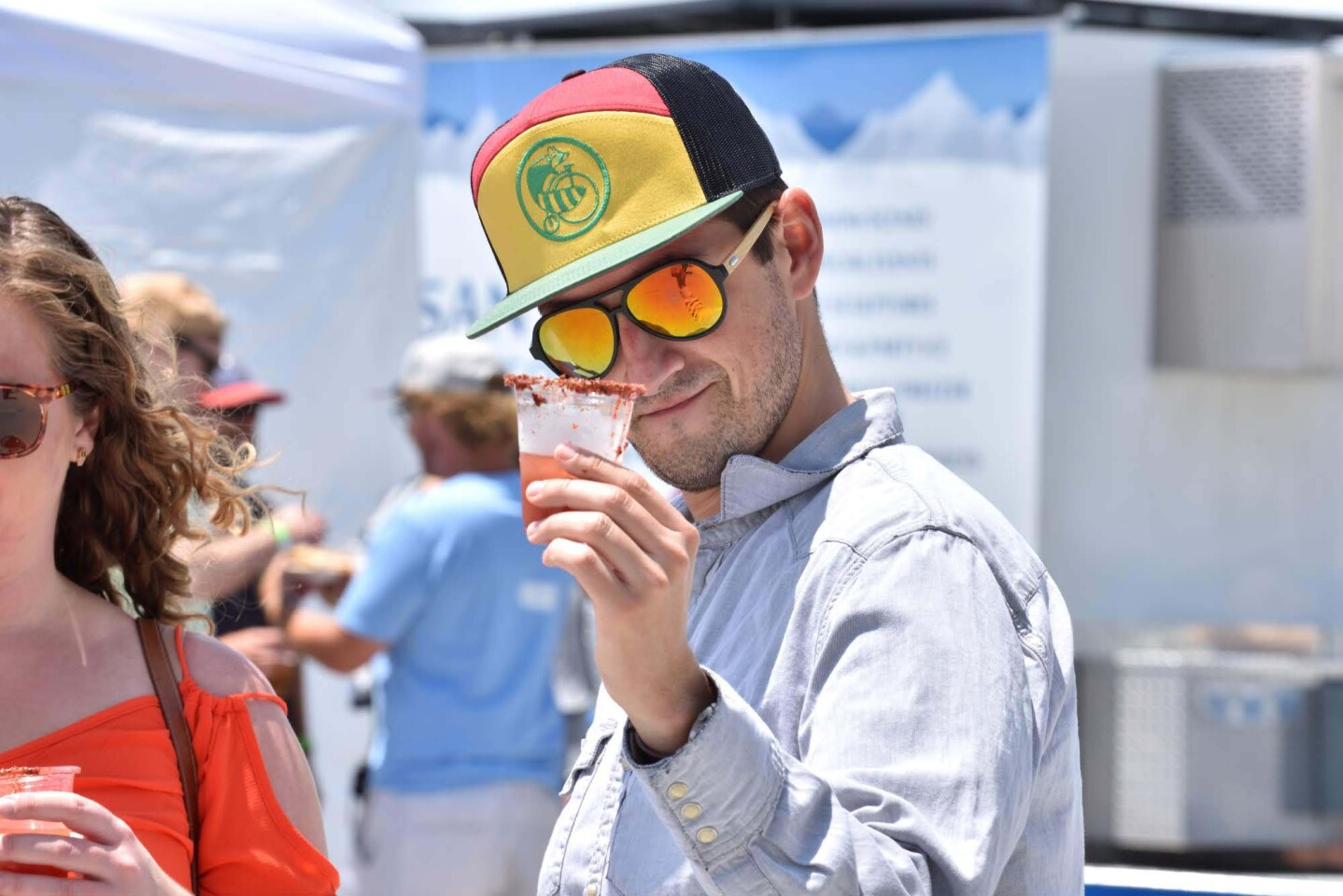 Guests got salty (and more) at PACIFIC's fifth annual Margarita Festival & Grand Tasting Event at The Port Pavilion on Broadway Pier on Saturday, June 1, 2019.