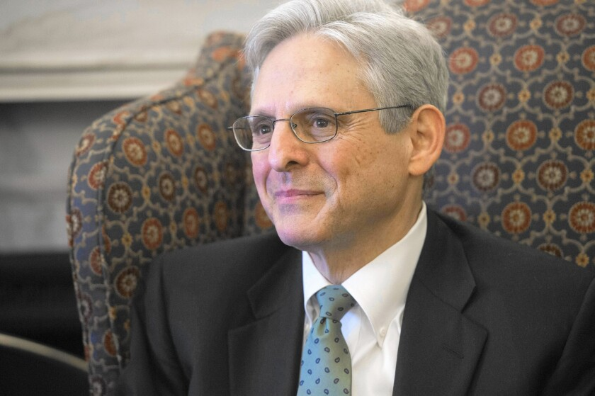 Legal analysts are dissecting Merrick Garland's past opinions as a federal judge on the U.S. Court of Appeals for the District of Columbia Circuit, looking for clues about his views and judicial philosophy.