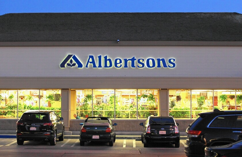 The Alberstons in Laguna Beach will convert into a Haggen store later this month.