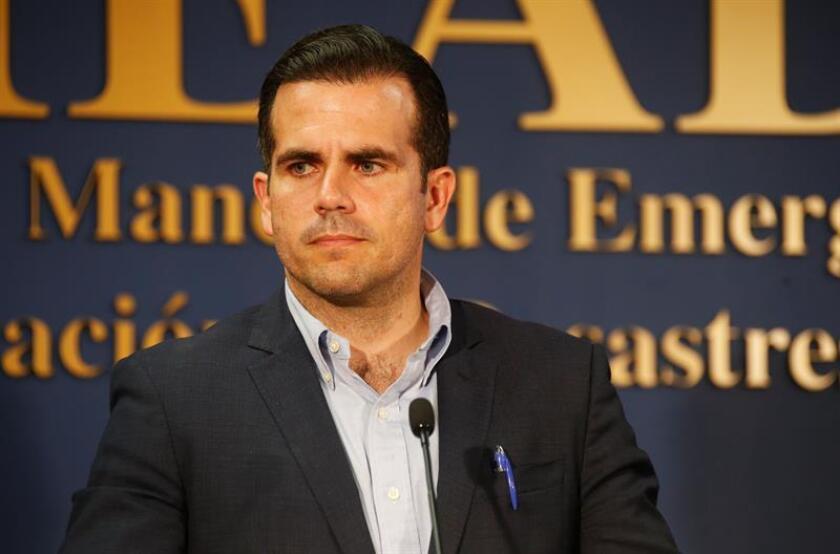 Gobernador de Puerto Rico asegura que a la isla llegarán 100.000 millones dólares