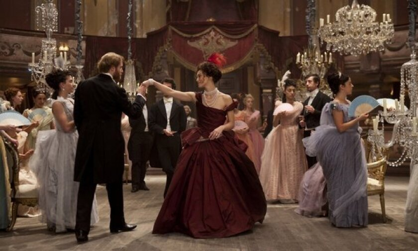 """Cinematographer Seamus McGarvey was nominated for an Oscar for his work on the movie adaptation of """"Anna Karenina."""""""