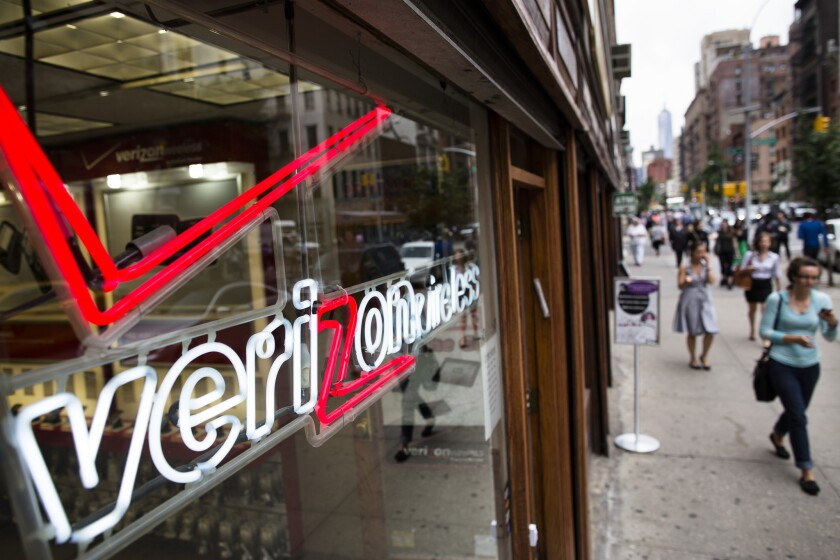 Verizon Communications is selling its broadband and landline operations in California, Florida and Texas to Frontier Communications for $10.5-billion to focus on its wireless business.