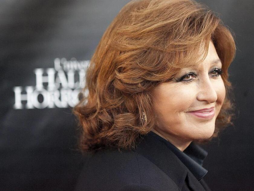 La actriz y cantante mexicana Angélica María recibirá una distinción en septiembre próximo de la Hispanic Heritage Foundations (HHF, por su sigla en inglés), según informó hoy la organización.