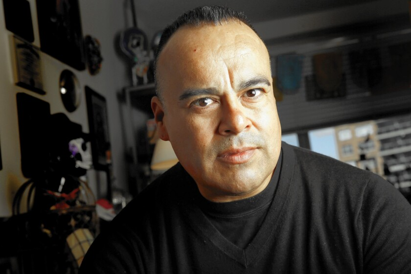 Critic at Large Rigoberto González.