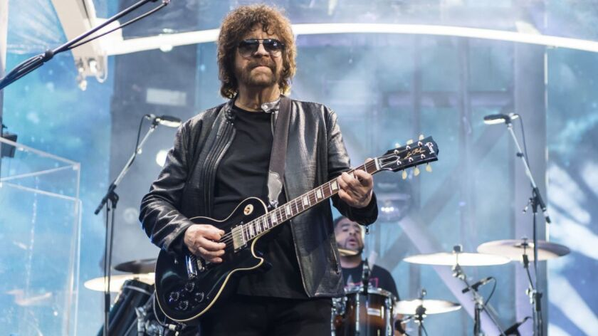 """""""Jeff Lynne's ELO: Wembley or Bust"""" on Showtime."""