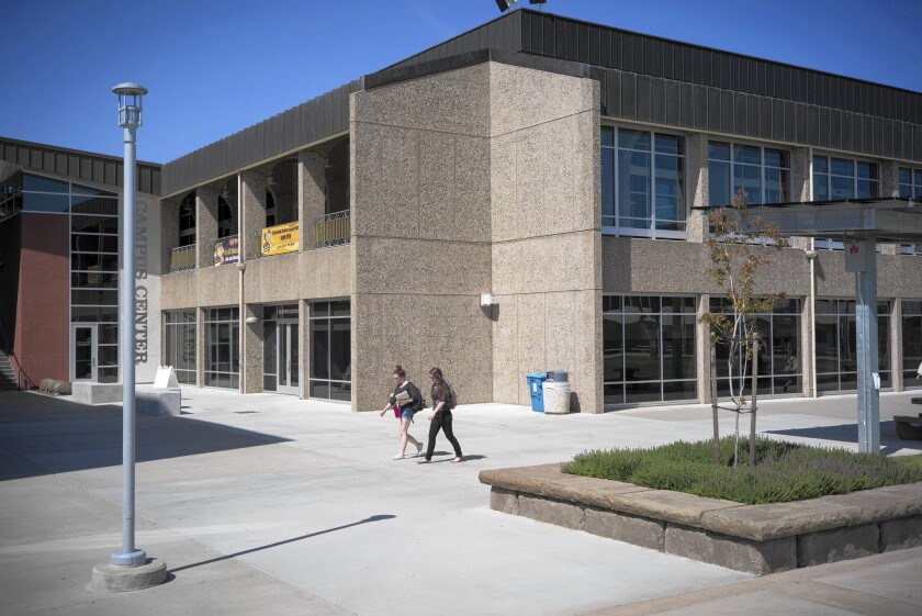 Butte College in Oroville, Calif., is one of 55 colleges and universities under investigation by the U.S. Department of Education for their handling of sexual misconduct allegations.
