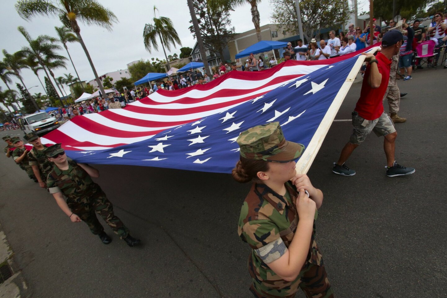 Independence Day events throughout the county