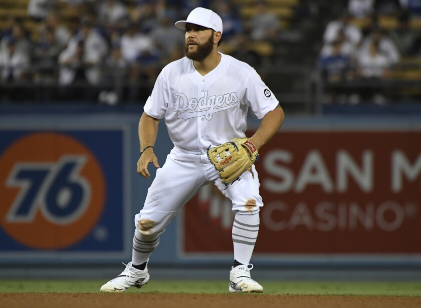 New York Yankees v Los Angeles Dodgers
