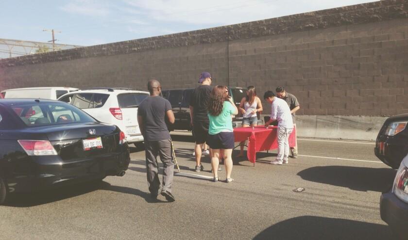 Texas Hold 'Em on 5 Freeway