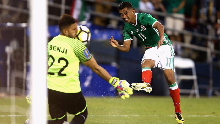 Mexico v El Salvador: Group C - 2017 CONCACAF Gold Cup