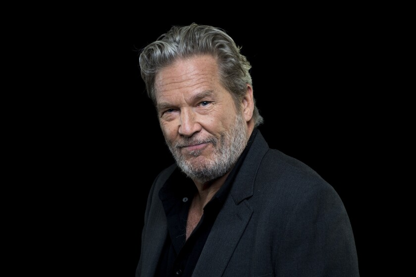 """Actor Jeff Bridges is nominated for the best supporting actor Oscar in """"Hell or High Water."""""""