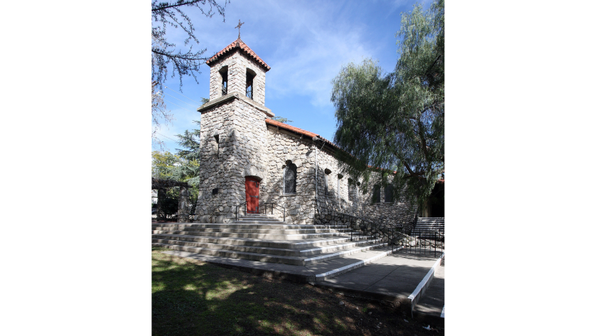 St. Luke's of the Mountains Episcopal Church
